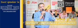 Bogdan Comanescu - Business Days