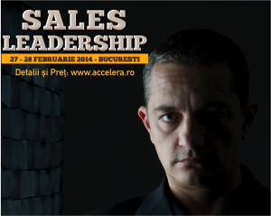 Training Sales Leadership