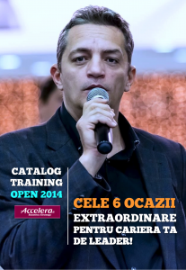 CATALOG TRAINING ACCELERA